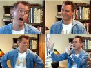 "The many faces of Jon Cooksey, star of ""How to Boil A Frog"""