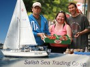 Sail Power Reborn – Transporting Local Goods by Boat (208)
