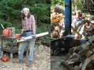 Wood Wenches Help Fuel the Local Economy